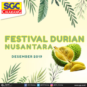 FESTIVAL DURIAN NUSANTARA